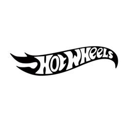 Promotion fenêtres course Nouveau produit pour Hot Wheels Vinyle autocollant Autocollant Car Styling Véhicule Fenêtre Graphic Racing Race Jdm Decor