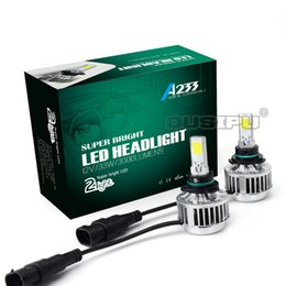 Wholesale Best Selling Products LED Headlight in Auto Spare Parts A233 W LM LED Car Bulb LED Fog Lamp All in One Design