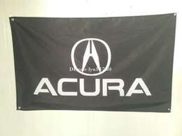 Wholesale acura car Flag x ft Polyeste Alpine and Tiger flagr Classic Sunbeam king banner