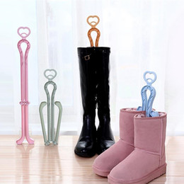 Wholesale Lovely Design Fashion Style Super Deal Girl Ballet Scalable Tree Shoes Table Shoe Rack Long Boots Stays Folder F2017147