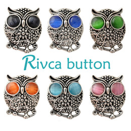 D02562 Free Shipping Fashion 18mm Snap Buttons DIY snap button noosa chunks leather bracelet Fit DIY Noosa button Bracelet Jewelry