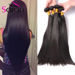 Peut teindre remy extensions de cheveux en Ligne-2017 Cheveux de la Vierge indienne de cheveux d'arrivée nouveaux 3pcs reine de reine d'alliage d'alliage du lot de reine d'alliage de cheveux humains peuvent être teints