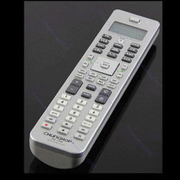 Wholesale hot in1 Learn Function Universal LCD Display Remote Control For AMP TV DVD CD CBL