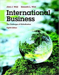 Wholesale International Business The Challenges of Globalization th Edition