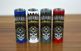 Limitless mod sleeves indian skull chief sleeve 4 colors and day of dead sleeve diamondback sleeve batch in stock on sale