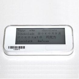 Suny 2.8 pouces Epaper Display Electronic Price Tag Shelf Label 433MHz Wireless Dot-maxtrix écran MOQ100pcs Livraison express à partir de etiquette électronique fabricateur