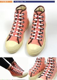 Wholesale Good profit for reseller V Tie Fashion Design New colorful Listed Lazy Laces V tie round shoe pack laces laziness silicone Shoelaces