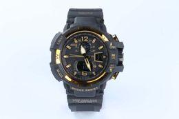 New GA1100 relogio men's sports watches, LED chronograph wristwatch, military watch, digital watch, good gift for men & boy, dropship