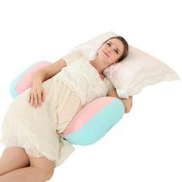 Oreillers de soutien lombaire en Ligne-Newly Maternité Lumbar Oreiller Femmes enceintes Belly Waist Support Coussin Comfy lit oreillers pour la grossesse RC0048