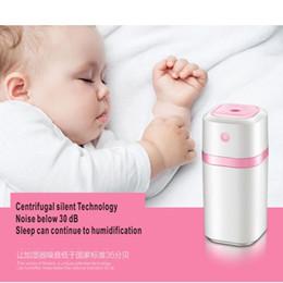 Practical Mini Car Air Humidifier Diffuser Essential Oil Ultrasonic Aroma Mist Purifier Mini humidifier   USB Aromatherapy Machine