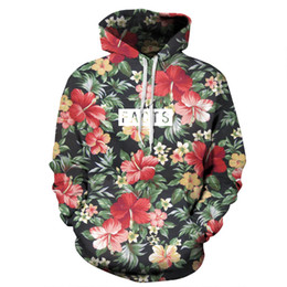 Youthcare Hoodie for Men and Women 3D printed Flower Hoodie Oversize Pullover Long sleeve tops Sweater