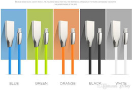 Promotion porter coloré Rhombus 3D en alliage de zinc en métal micro usb câble Fast Charging Data Sync Cable Pour samsung porter 2A 1m câble de chargeur coloré 100pcs