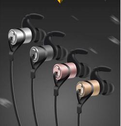 Wholesale Etoplink D9 In ear Sport Waterproof Sweatproof Magnetic Absorption Voice Prompt V4 Bluetooth Earphone Stereo In ear Headsets