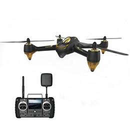Promotion gps quadcopter fpv Hubsan H501S X4 Pro 5.8G FPV Brushless Avec 1080P HD Caméra GPS RTF Suivez-moi Mode Quadcopter Télécommande Hélicoptère RC Drone