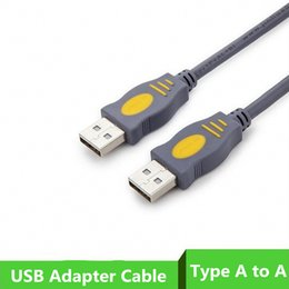 Wholesale Lamchin Loly USB Type A to A Adapter Connector Male to Male M FT Extension Cable for Printer Hard Disk