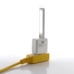 La vente en gros 12 led USB LED bande de lumière peut faire double-face lampe de lecture légère peut être inséré sans et avec l'interrupteur tactile à partir de à double lampe de lecture fabricateur