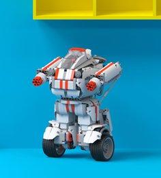 Wholesale Mi rabbit lego robot Since the balance system mobile intelligent remote control modular graphics programming Enjoy the challenge