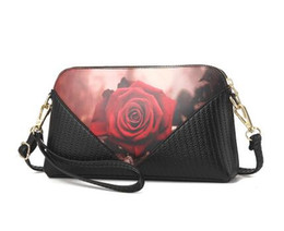 beautiful new fashion lady all-match Crossbody single soft face Youth Nice atmosphere Summer leisure small bag