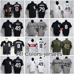 Chicago White Sox All Jerseys 8 Bo Jackson 79 Jose Abreu Lucas Giolito 21 Todd Frazier 35 Frank Thomas 10 Yoan Moncada AND MORE Jersey