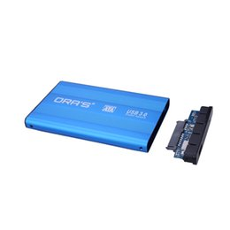 Wholesale Best Price quot USB SATA External Hard Drive HDD Enclosure Case Aluminum w High Speed