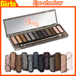 Wholesale 2016 New colors Professional Makeup Eyeshadow Nk Palette NK1 NK2 NK3 NK5 Cosmetic Makeup Brush Beauty Eye Shadow Makeup Set Drop shipping