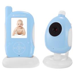 Lcd moniteur d'affichage vidéo en Ligne-2.4 pouces 2.4G Digital Mini Baby Monitor Vidéo Caméra de sécurité LCD Affichage Night Vision Two Way Audio Baby Monitor Temperature + B