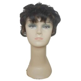 Free Shipping Newest Style Wigs for Black Women Short Straight Hair Wigs Synthetic Wigs Mix Color