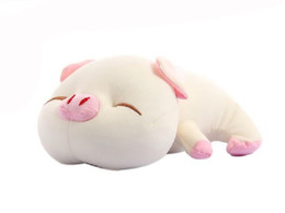 Cute & Novel Cartoon Stuffed Pig Toy Bamboo Charcoal Air Purifier Cushion (for Car Office Home)