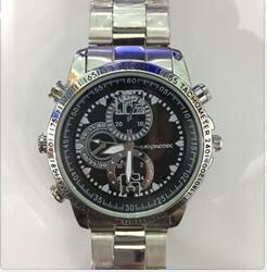 Wholesale Marca de fábrica del OEM impermeabilizan la cámara ocultada reloj de la cámara ocultada en GB o GB DV de moda Y589 China supplier