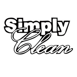 Car Sticker Simply Clean Funny Car Window Bumper Novelty Jdm Car Styling Vinyl Decal Cool Graphics