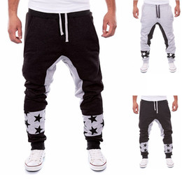 Free Shipping US Size M-2XL High Quality Mens Joggers 2017 Brand Male Trousers Men Pants Casual Pants Sweatpants Jogger Black