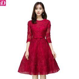 In Stock Special Occasion Dresses Prom Dresses Elegant Banquet Party Dresses Vestido De Festa 2017 New Arrival Cheap Robe De Soiree 8821