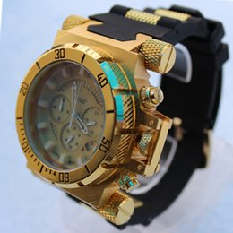 Wholesale Fashion Casual men s watch small dial works round Large Dial All function business Luxury watch original stainless steel watches