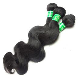Promotion 22 pouces extensions de cheveux longueur Bracelet brésilien Cheveux vierges ondulés Remy cheveux ondulés 100% extensions de cheveux humains, longueur de mélange 12-30 pouces en stock