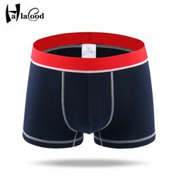 Renflement boxeur chaud à vendre-2017 Vente en gros de qualité en gros de coton Mr Brand Mode Sexy Mr Boxers Homme Shorts Sous-vêtements en coton Homme Rise Bulge Poche Boy Underbones