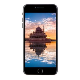 Wholesale 256GB GB G LTE Goophone i7 Plus V2 Touch ID Bit Octa Core MTK6753 inch IPS FHD P Android iOS Skin Smartphone