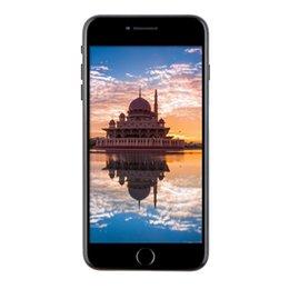 Wholesale 256GB GB G LTE Goofón i7 más V2 Identificación del tacto Bit Octa Core MTK6753 pulgadas IPS FHD P Android iOS piel Smartphone