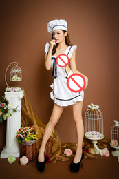 new maid sexy costumes women lingerie hot underwear lovely Chef role playing suit lace sexy miniskirt maid outfit erotic lingerie 6664