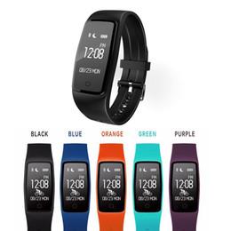 Mi bracelet de bande à vendre-S1 Natation imperméable à l'eau IP67 Bluetooth Smart Bracelet Santé GPS Wristband Cardio Fitness Tracker pk pour Xiaomi mi Bande 2 H02