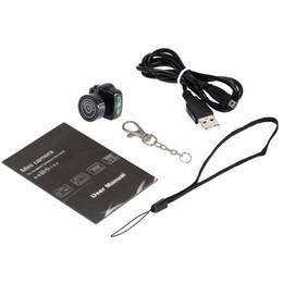 Acheter en ligne Mini-libre caméra cachée-Y2000 plus petit 720p HD caméscope mini caméra cachée mini enregistreur vidéo portable DV DVR Livraison gratuite