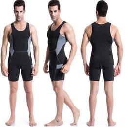 2017 choix de sports Best-seller Haute Qualité Hommes Meilleur Choix Sport Outdoor T-shirts Vest Tight Gym Tops Hommes Exportation Apparel 6 Couleurs S-3XL choix de sports sortie
