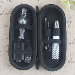 E cigarette EGO dry herb vaporizer ego battery 510 thread vape pen ego-t Globe pyrex glass atomizer Starter Kit