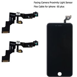 Wholesale High Quality Front Facing Camera Proximity Light Sensor Flex Ribbon Cable align for iphone S plus inch