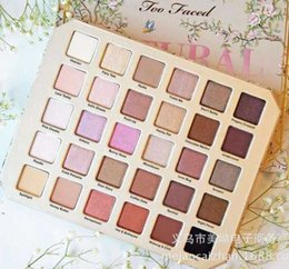 6pcs lot 2017 NEW Makeup eyeshadow palettes Chocolate Natural Love Eye Shadow Collection Ultimate Neutral 30 Color Eye Shadow Palettes DHL