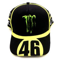 Wholesale Hot new Motorcycle cap motor GP Racing Cap Motocross Women Men Hat Baseball Cap Snapback Hat