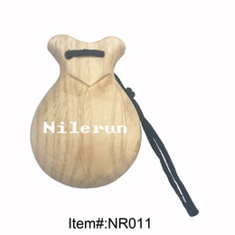 musical instrument percussion toy  intelligence developmental toy  educational toy  Spanish wood castanets