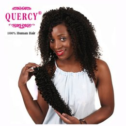 Wholesale 9A Brazilian virgin remy hair extensions remy human hair weave water wave inch natural color double weft hair Quercy Hair
