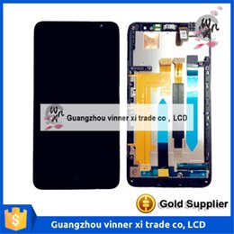 Wholesale 100 Tested Original x720 IPS Display For NOKIA Lumia LCD Touch Screen Digitizer Assembly with Frame Replacement Parts
