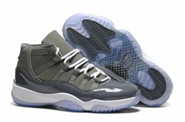 Wholesale Top Quality Air Retro Cool Grey Bred Concord Infrared For Men Shoes Ship With Box Drop Ship