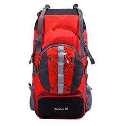 Wholesale Outdoor Mountaineering Backpacking Backpacks Best Travel Bags Camping Backpack